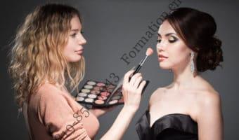 Formation en ligne pour maquillage