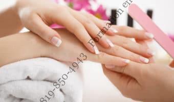 Formation en ligne pour pose d'ongles