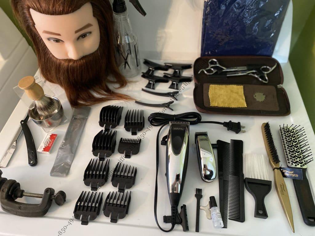 trousse de barbier shop ecole de barbier lylas